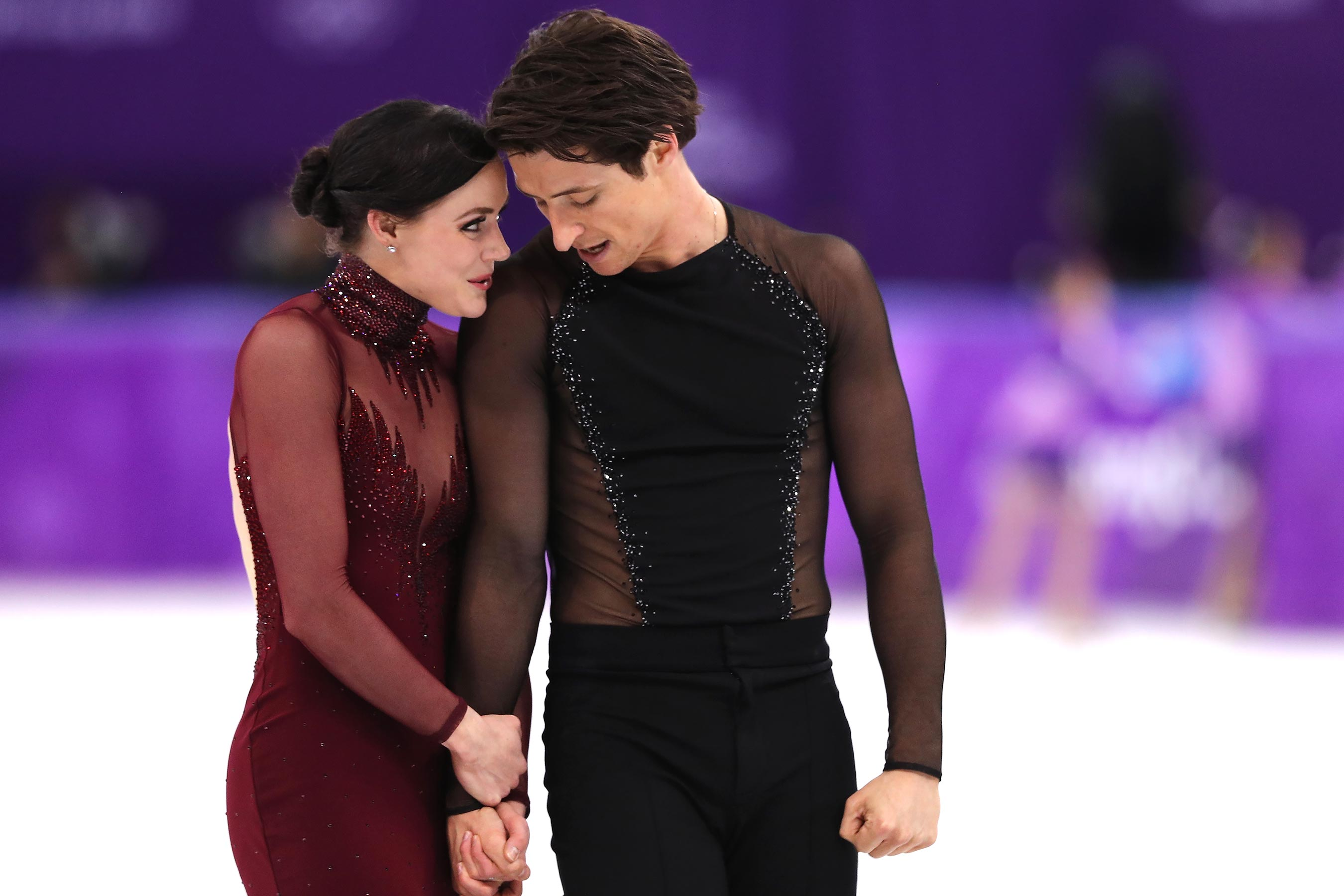Tessa Virtue, Scott Moir: See the Olympic skaters' reality series