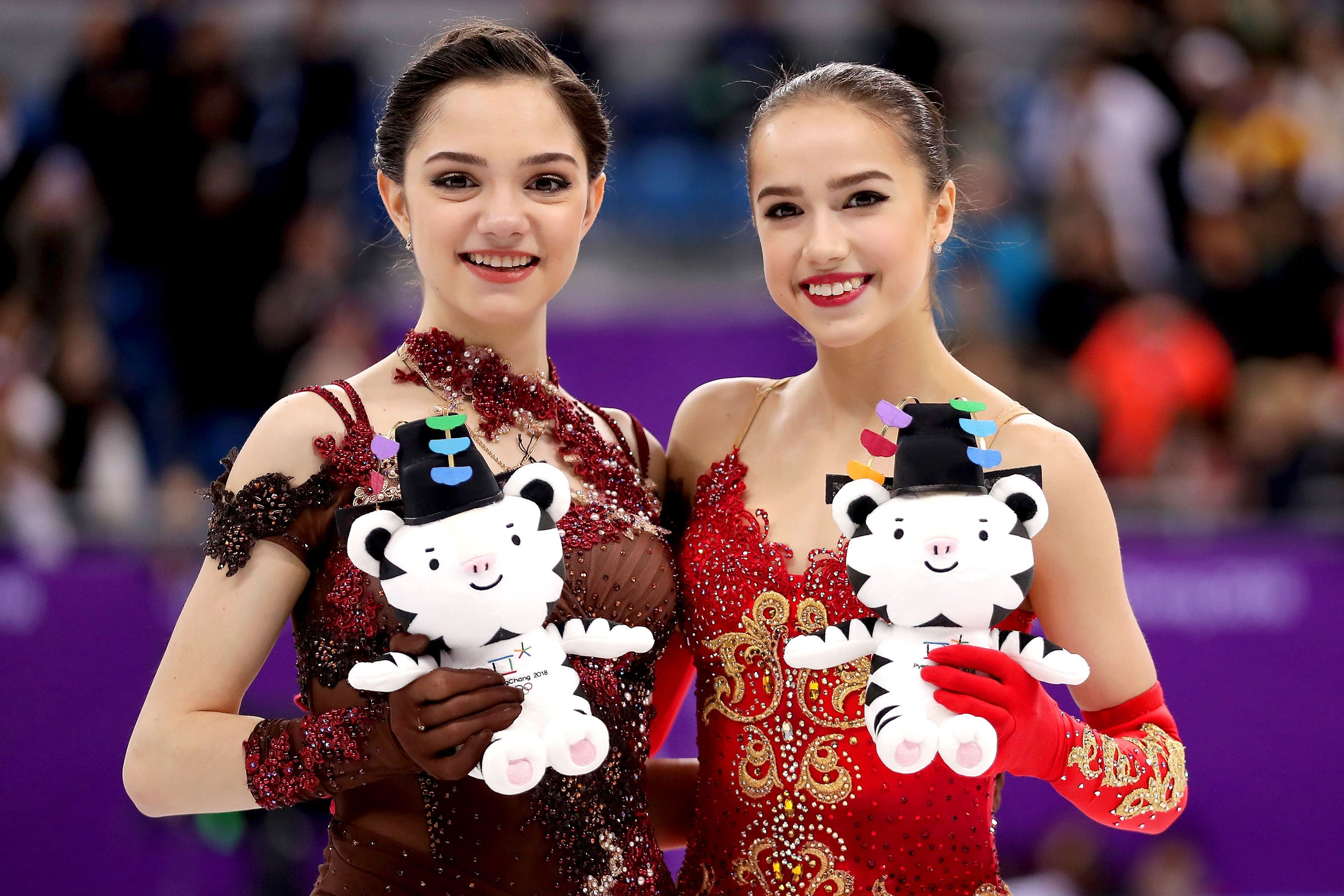 Olympics 2018: The magic of the Russian figure skating duel