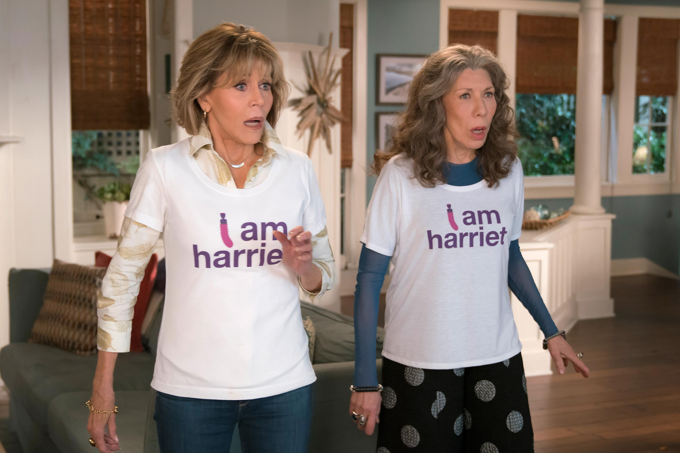 Grace and Frankie renewed for season 5 on Netflix