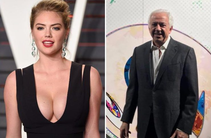 Kate Upton accuses Guess co-founder Paul Marciano of sexual misconduct in #MeToo Tweets