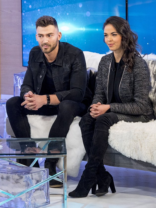 Dancing On Ice: Jake Quickenden 'BANNED from skating with partner'