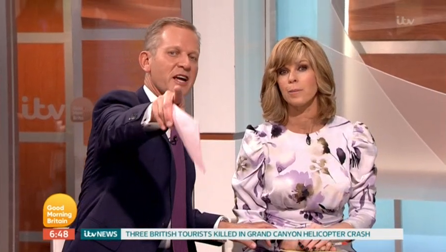 Jeremy Kyle's 'shouting' sees Good Morning Britain viewers threatening to switch off as they call for Piers Morgan to return