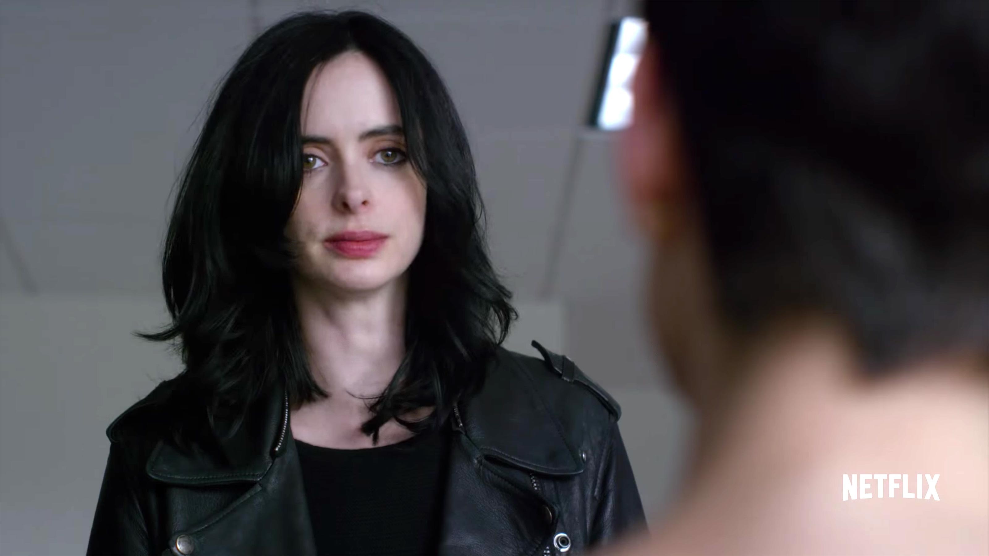 Marvel's Jessica Jones trailer doesn't pull any punches