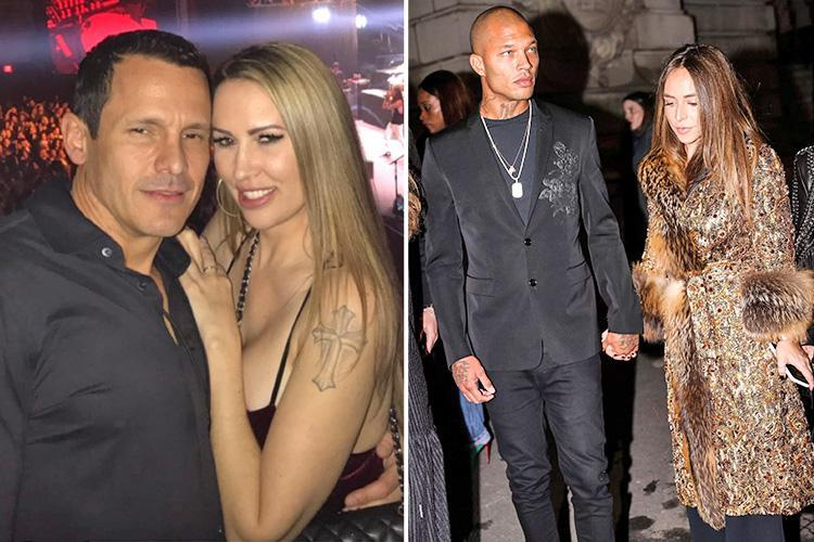 Melissa Meeks 'dating' heir to a billion dollar fortune after hot felon ex dumped her for Topshop heiress Chloe Green