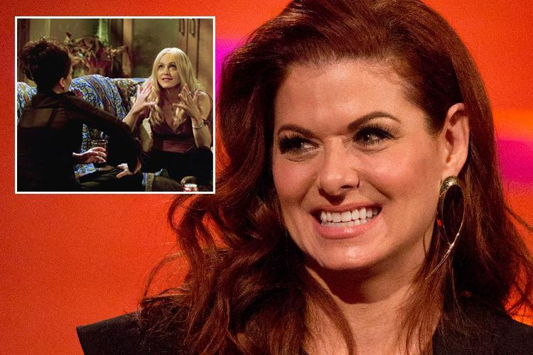 Debra Messing reveals she pranked Madonna after she 'didn't have a clue' who she and Eric McCormack were during her Will and Grace cameo