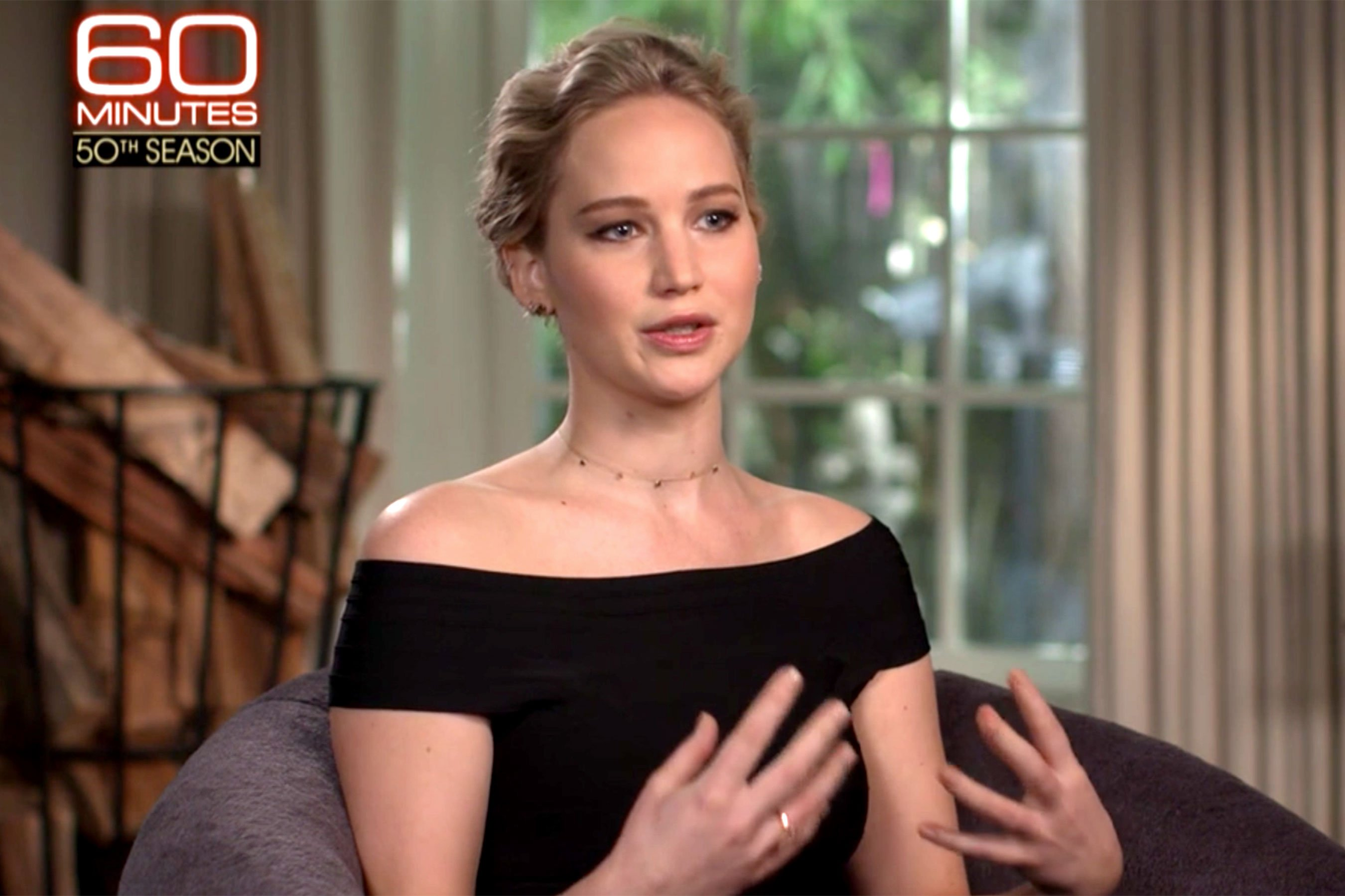 Jennifer Lawrence on 60 Minutes: I don't regret dropping out of middle school