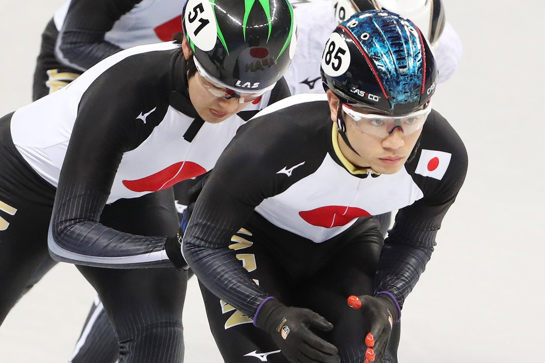 Japanese Olympic speed skater suspended for doping