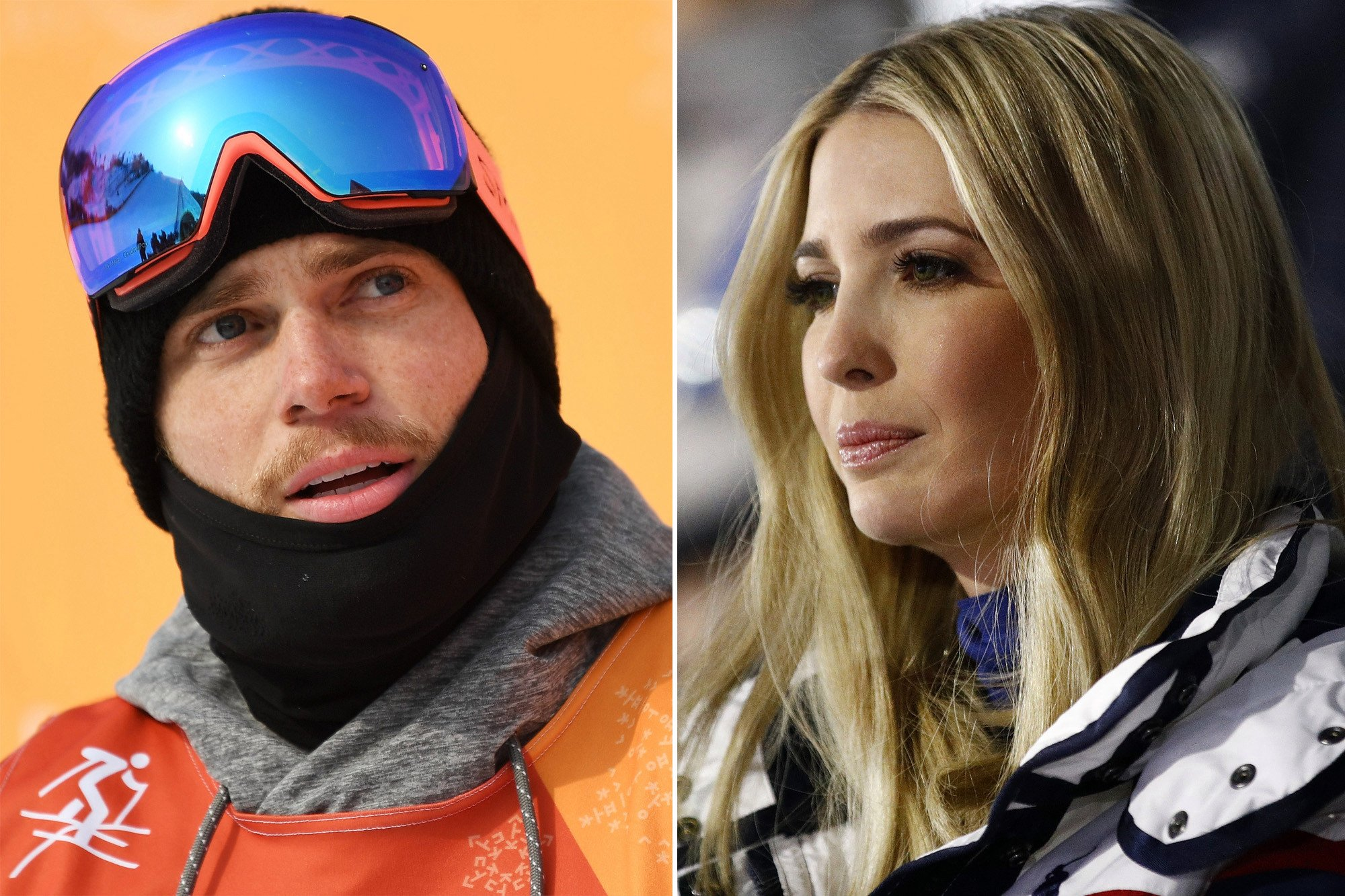 Olympian slammed for criticizing Ivanka Trump