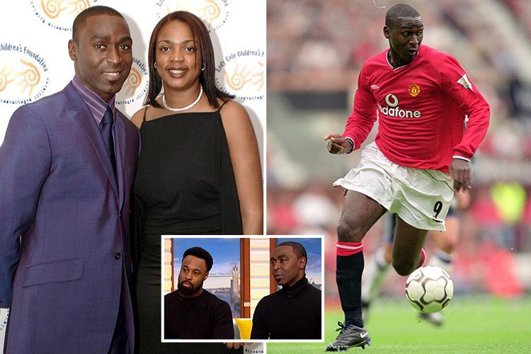 Ex-footie ace Andy Cole says wife's 'nagging' helped diagnose kidney failure as he thanks 'brave' nephew for life-saving organ on GMB