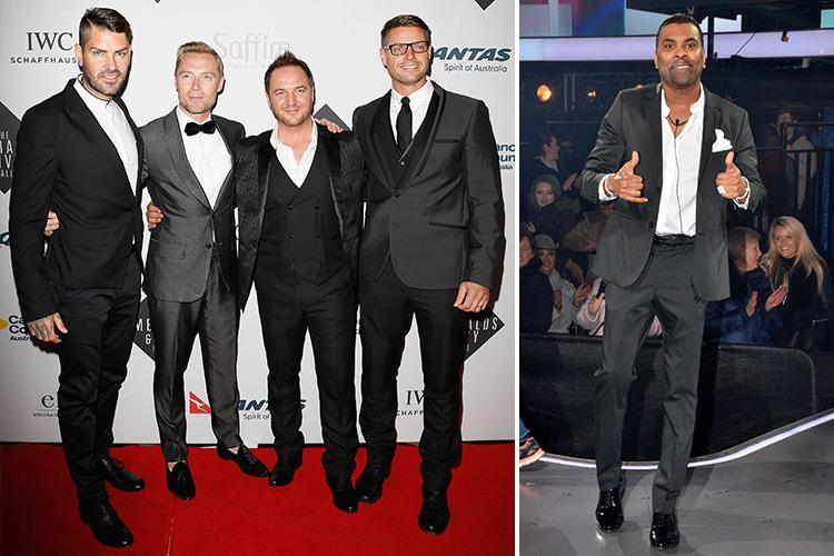 Shane Lynch reveals plans for Celebrity Big Brother chart invasion as Boyzone will record a song with Ginuwine