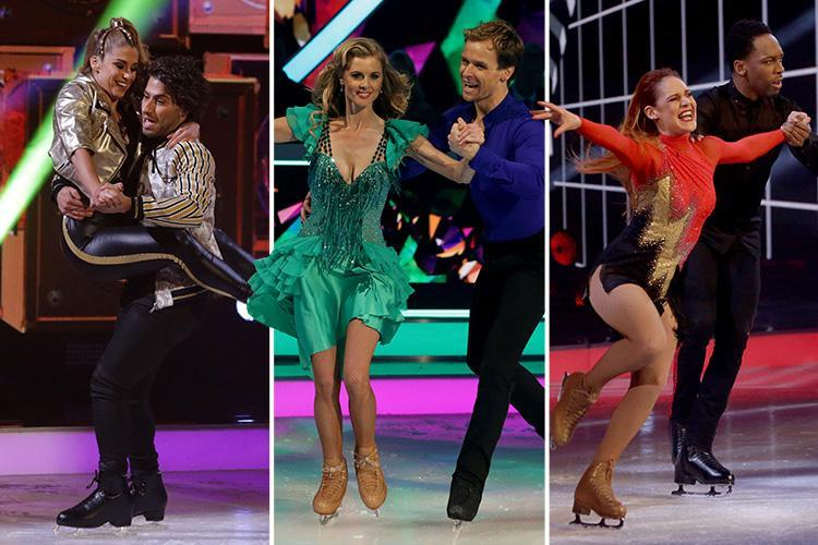 Exhausted Dancing On Ice stars 'dropping like flies' as skaters are struck down with a nasty virus