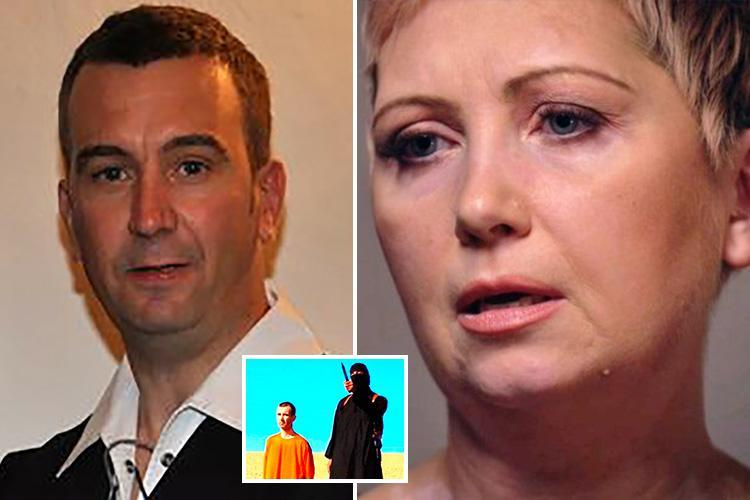 Jihadi John murder victim David Haines' widow calls for 'Beatles' ISIS butchers to reveal where British aid worker's body is