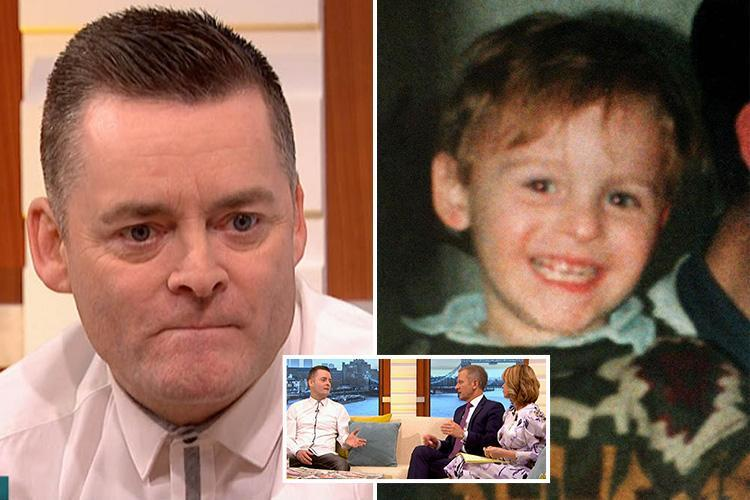 James Bulger's dad Ralph calls for Jon Venables to stripped of anonymity on Good Morning Britain 25 years to the day since his son's murder