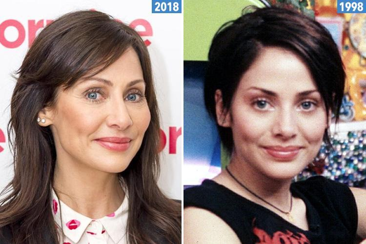 Natalie Imbruglia, 43, amazes fans with her ageless looks as she appears on Lorraine 21 years after releasing Torn