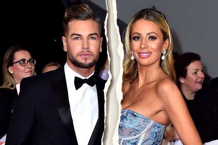 Olivia Attwood dumps Chris Hughes and it's officially all over for good