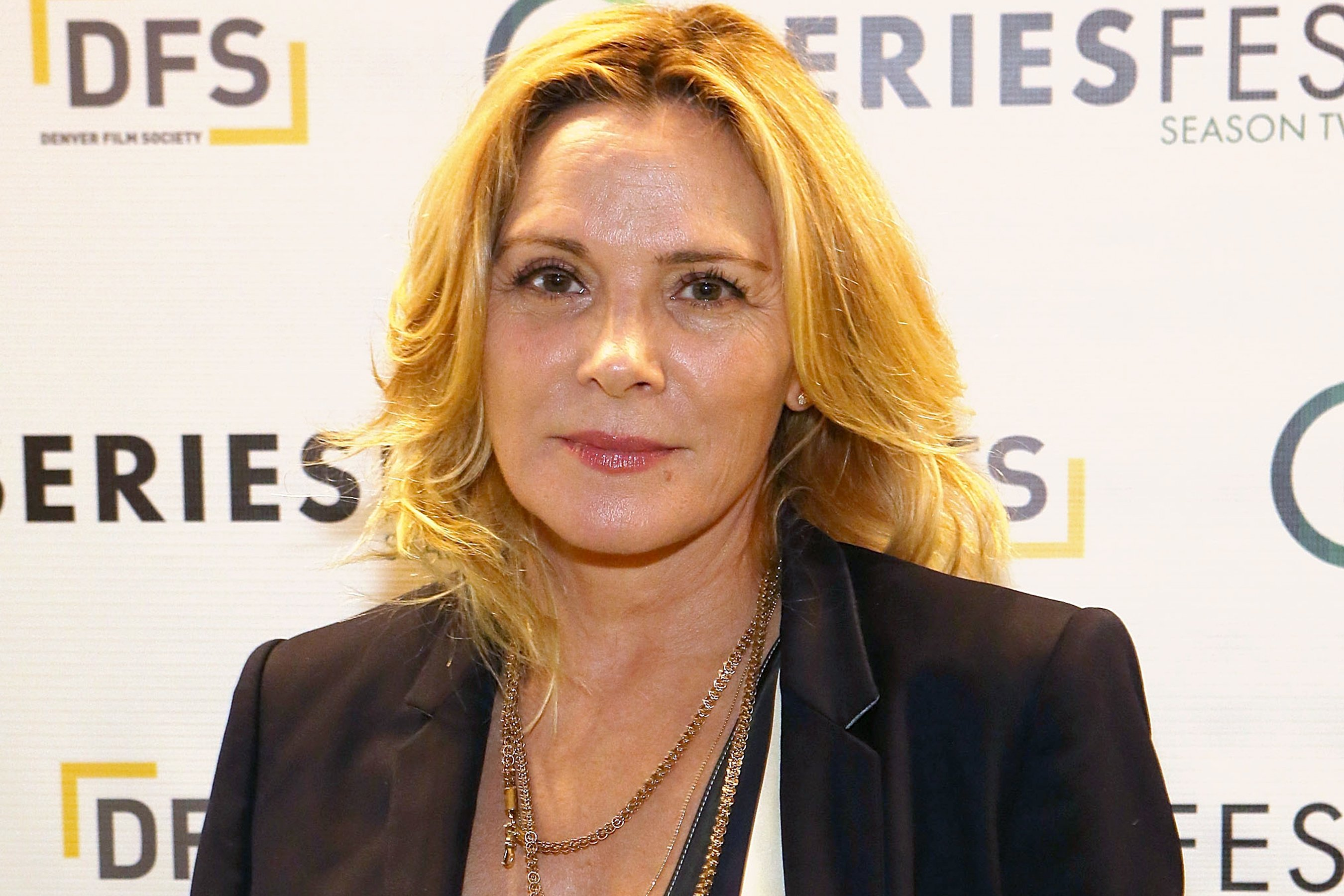 Kim Cattrall confirms her brother has died