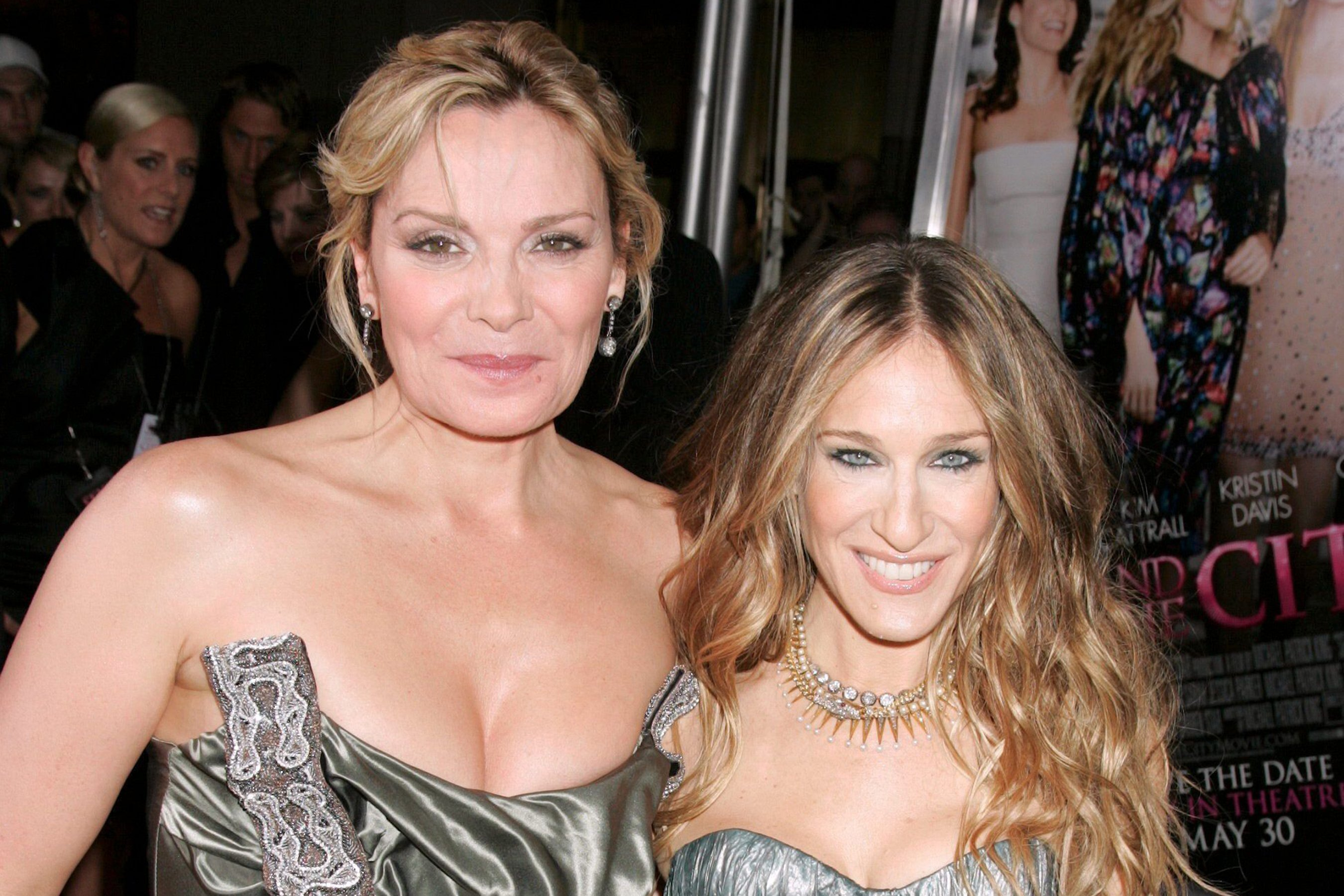 Kim Cattrall tells SJP 'you are not my friend' 4 days after thanking costars following brother's death