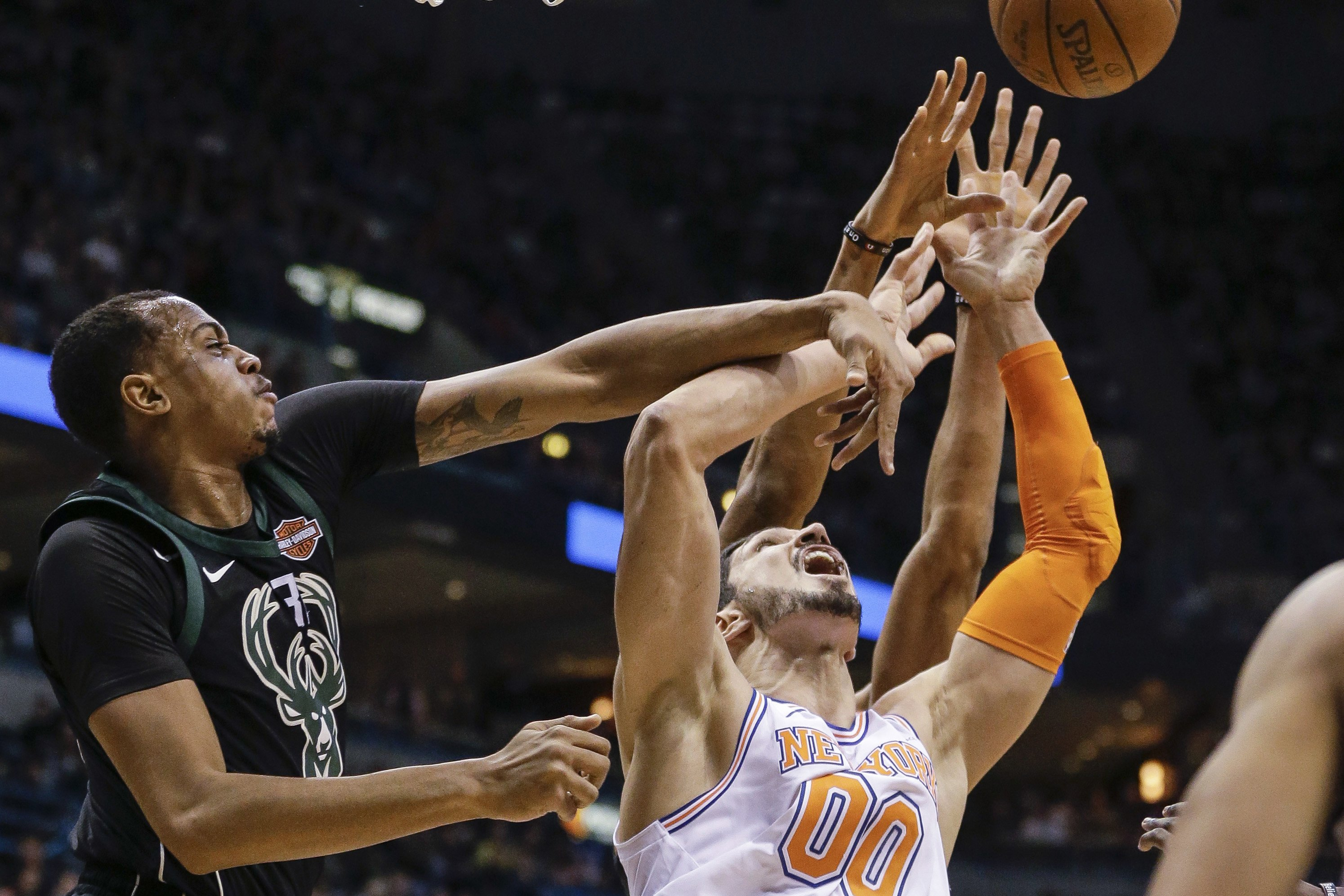 Trey Burke's absence a head-scratcher in another Knicks flameout