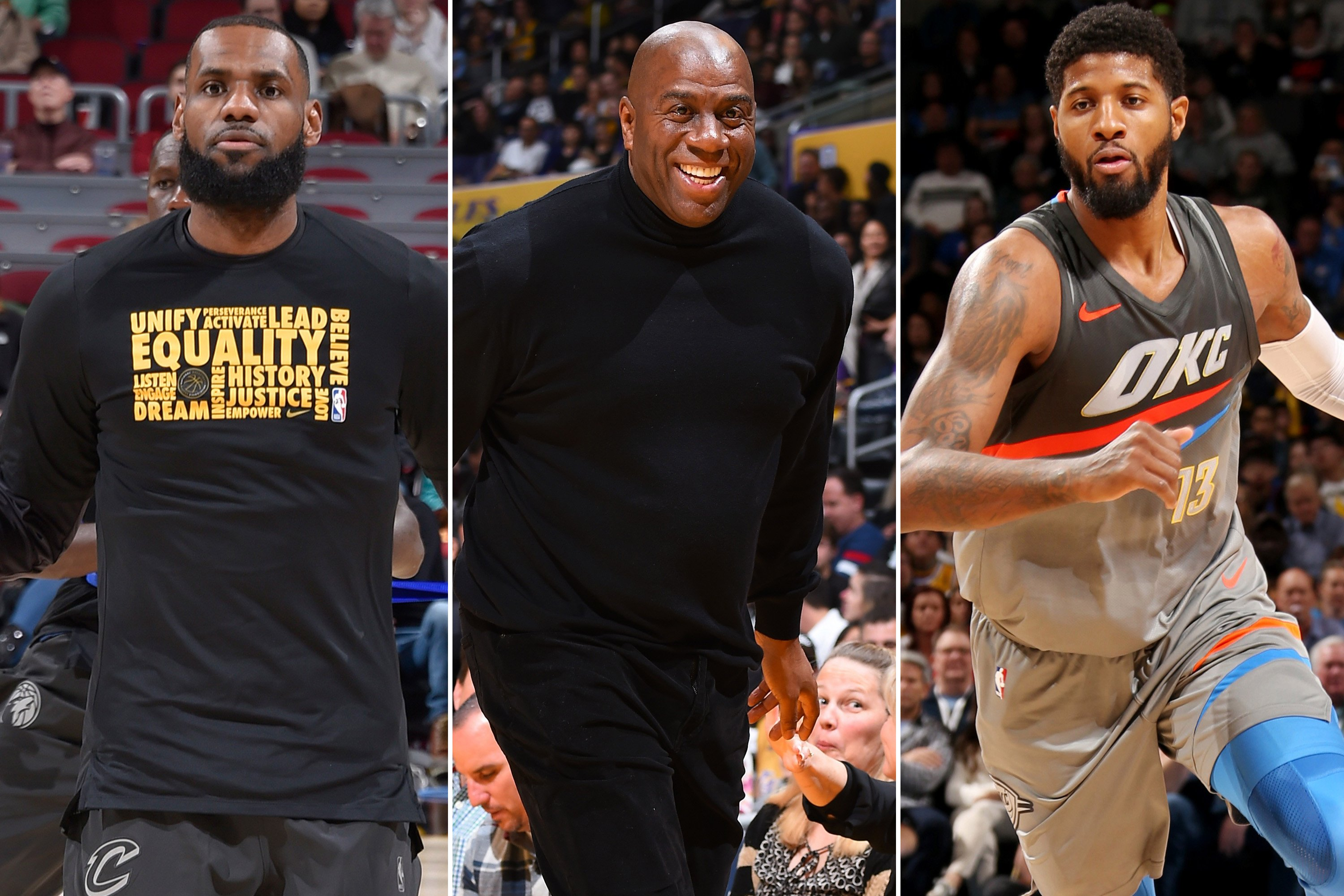 Lakers are ready for super-team push after Cavaliers trade