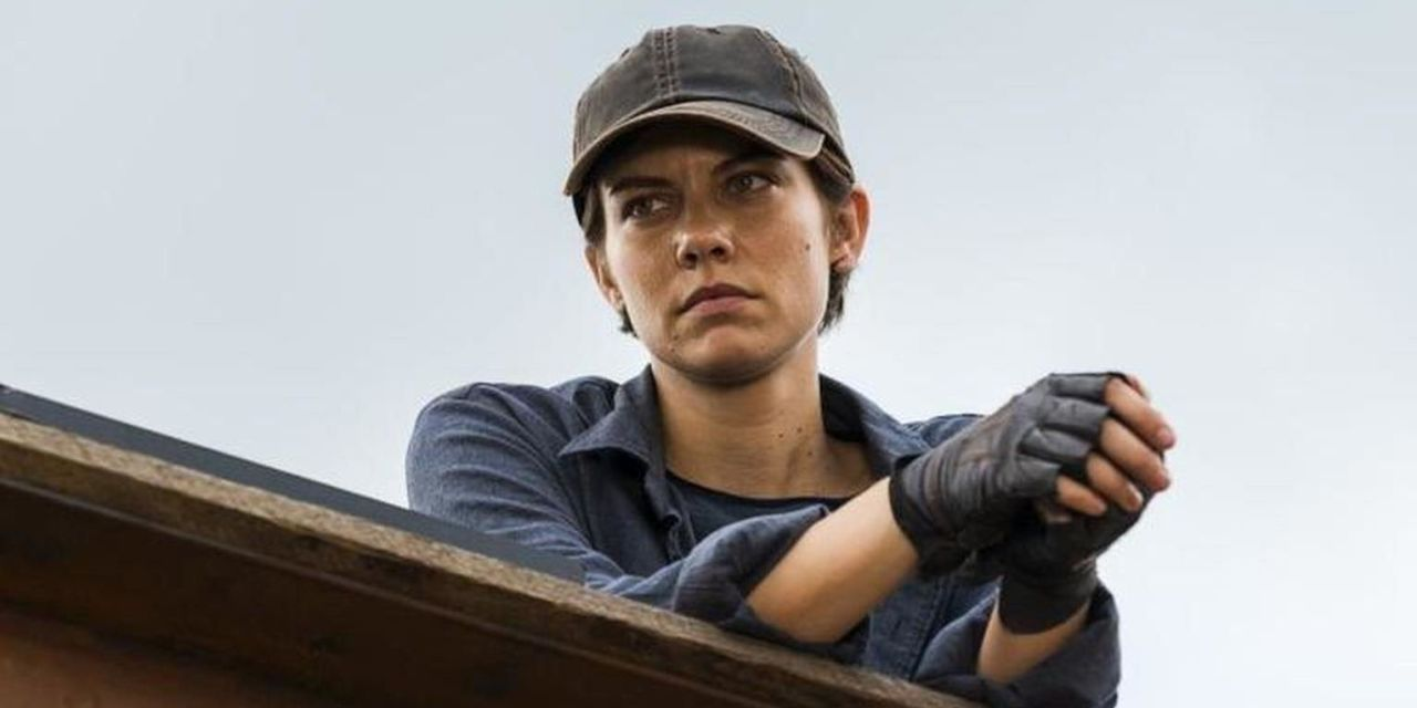 The Walking Dead boss says Lauren Cohan is still in talks to return as Maggie in season 9