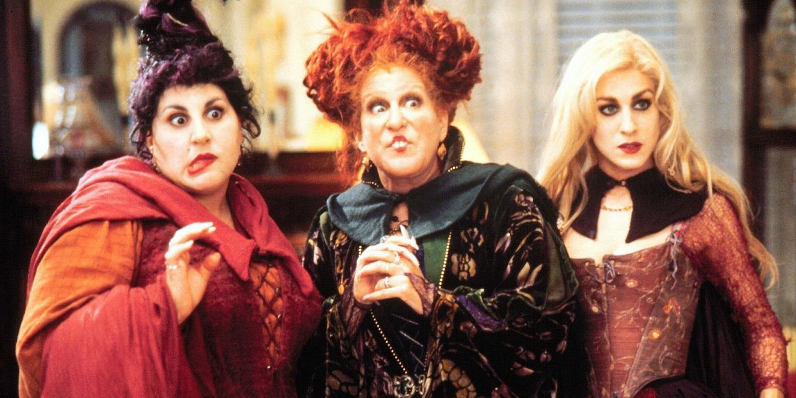 Hocus Pocus star Doug Jones says a '20 years later' sequel isn't off the table