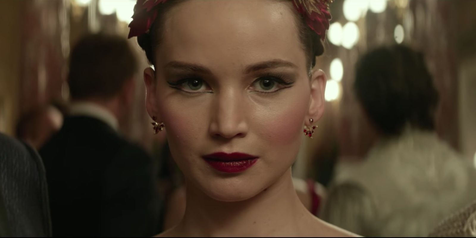 """Jennifer Lawrence's nudity in Red Sparrow made the crew feel """"uncomfortable"""""""