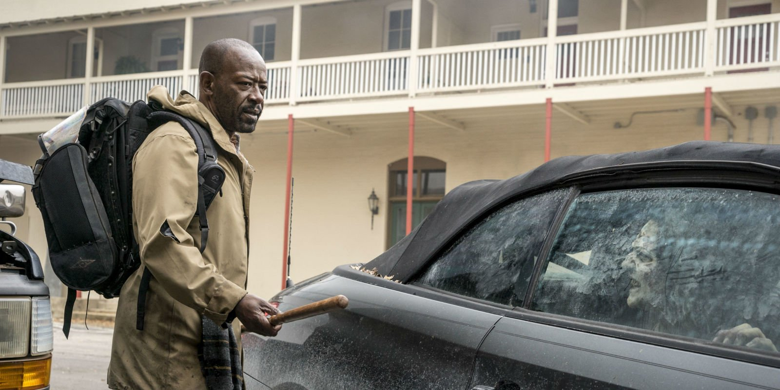 Has Fear the Walking Dead's time-jump been confirmed?