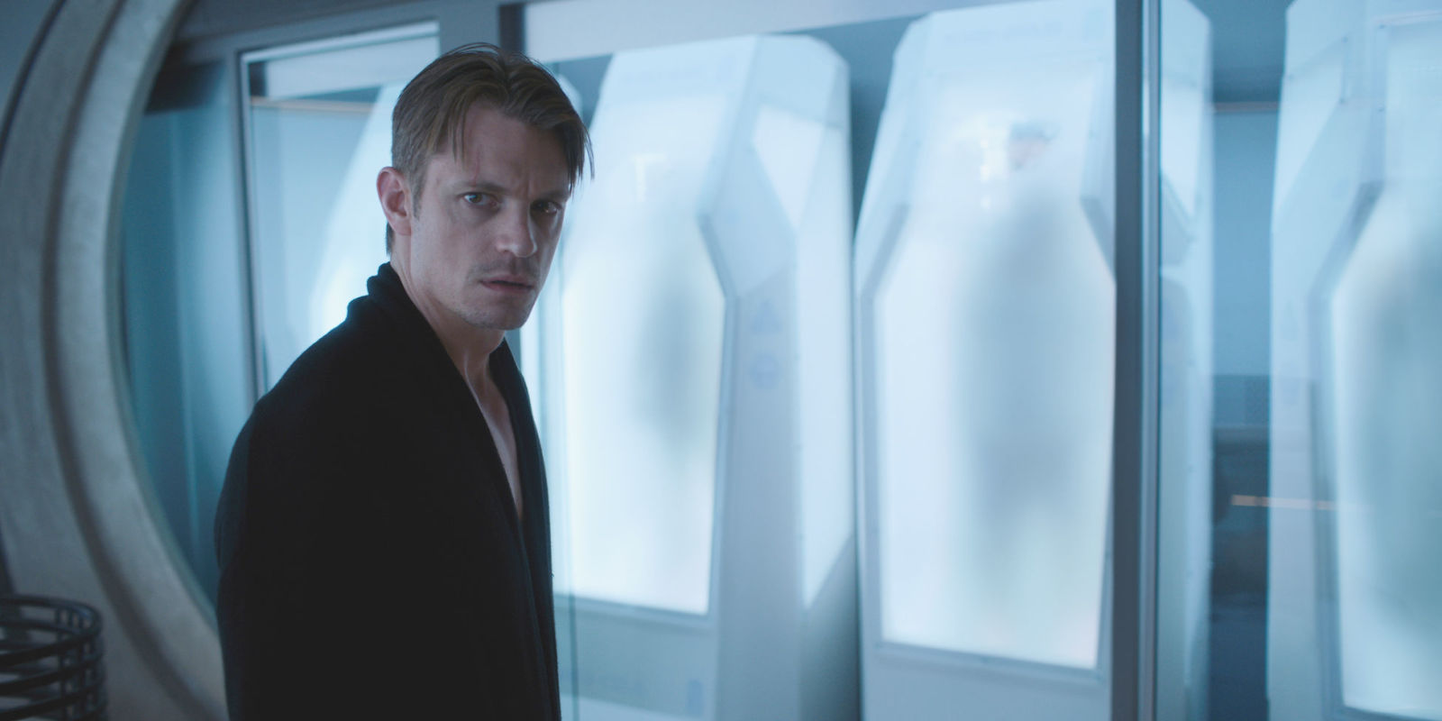 Altered Carbon's Joel Kinnaman now says he won't rule out a season 2 comeback