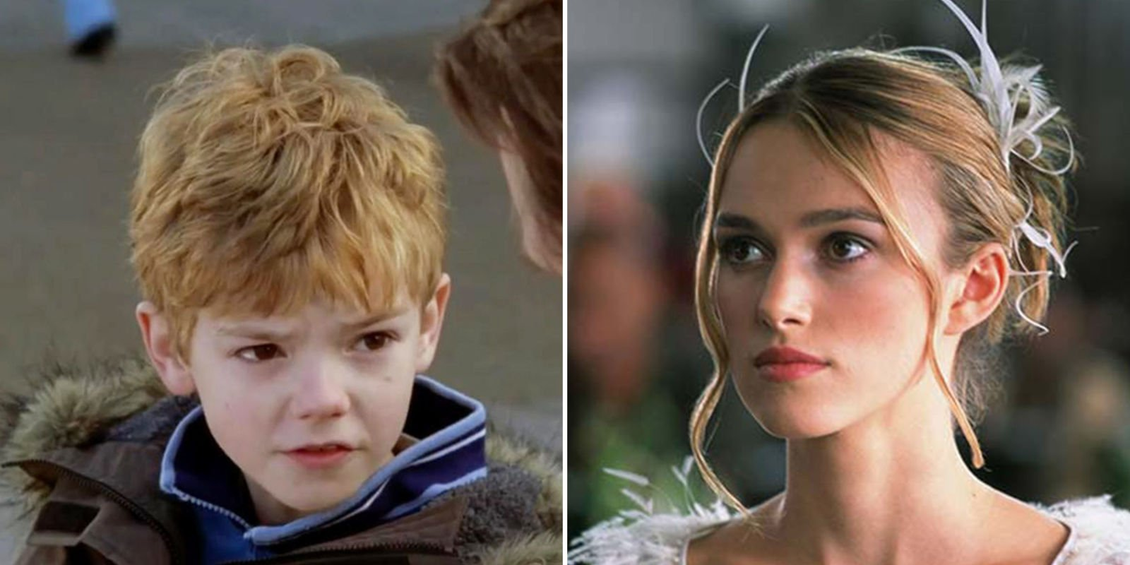 Love Actually fans are stunned by this fact about Keira Knightley and Thomas Brodie-Sangster