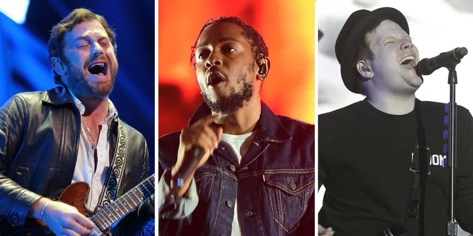 Kings of Leon, Kendrick Lamar and Fall Out Boy announced for Reading and Leeds Festival 2018