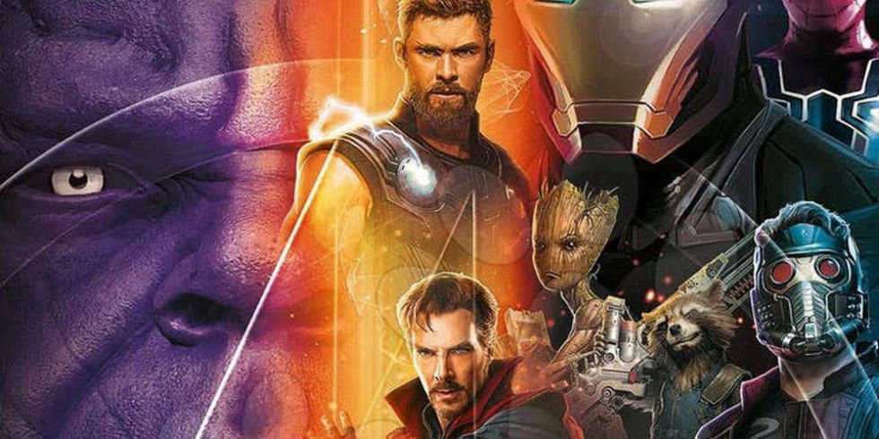 Avengers: Infinity War is probably the MCU's longest movie yet