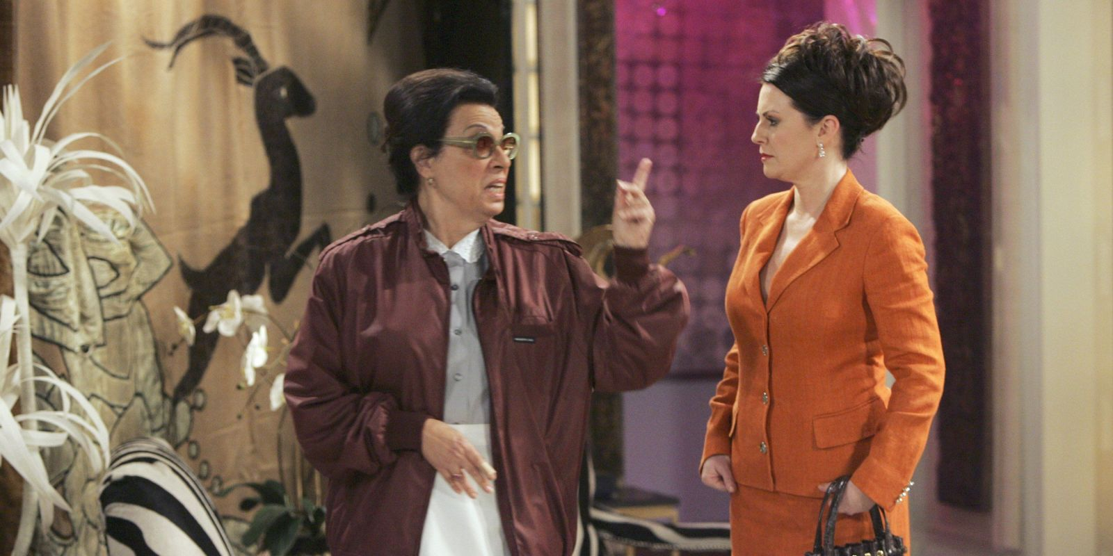 "Will & Grace star was ""very sad"" to lose Rosario from the series revival"