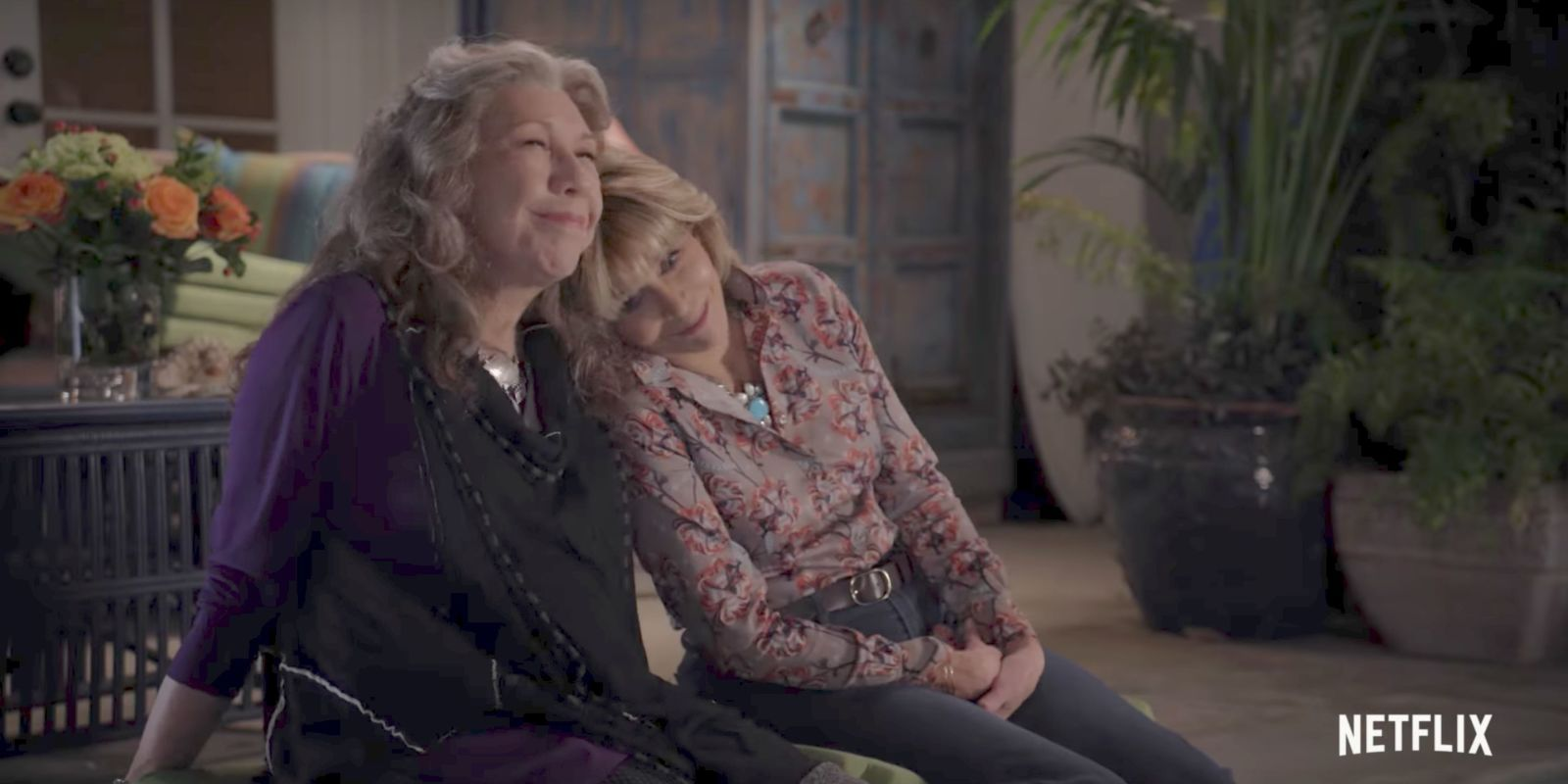 Netflix renews Grace and Frankie for season five