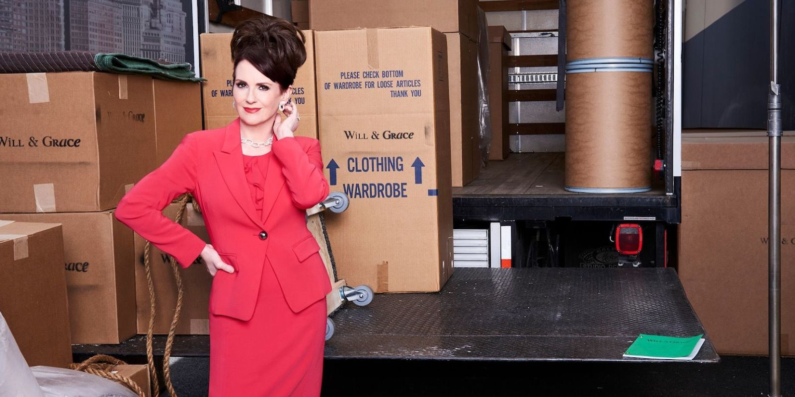 Will & Grace star Megan Mullally had planned a live Karen musical – here's why it was scrapped