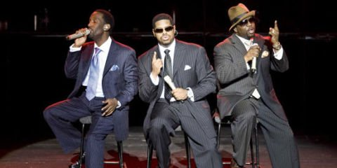 Boyz II Men to headline Livewire Festival