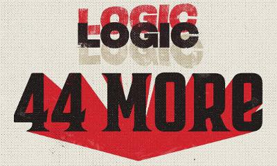 Logic Spits Fire in New Single '44 More'