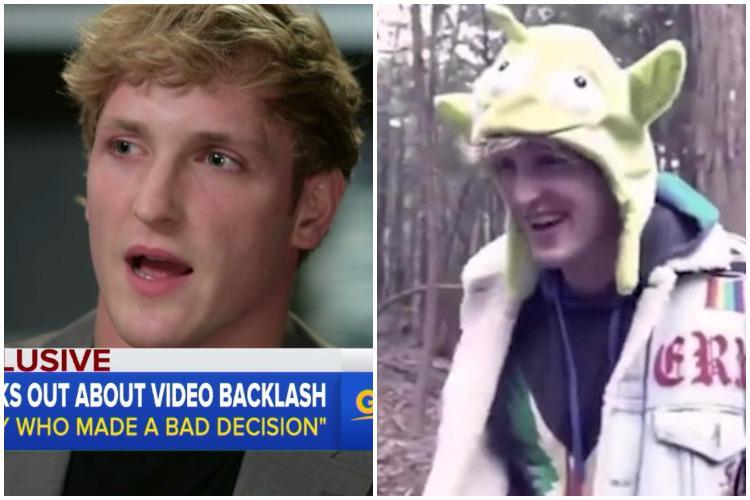 YouTube's Logan Paul says hanging vid backlash was a SIGN for him to spread suicide
