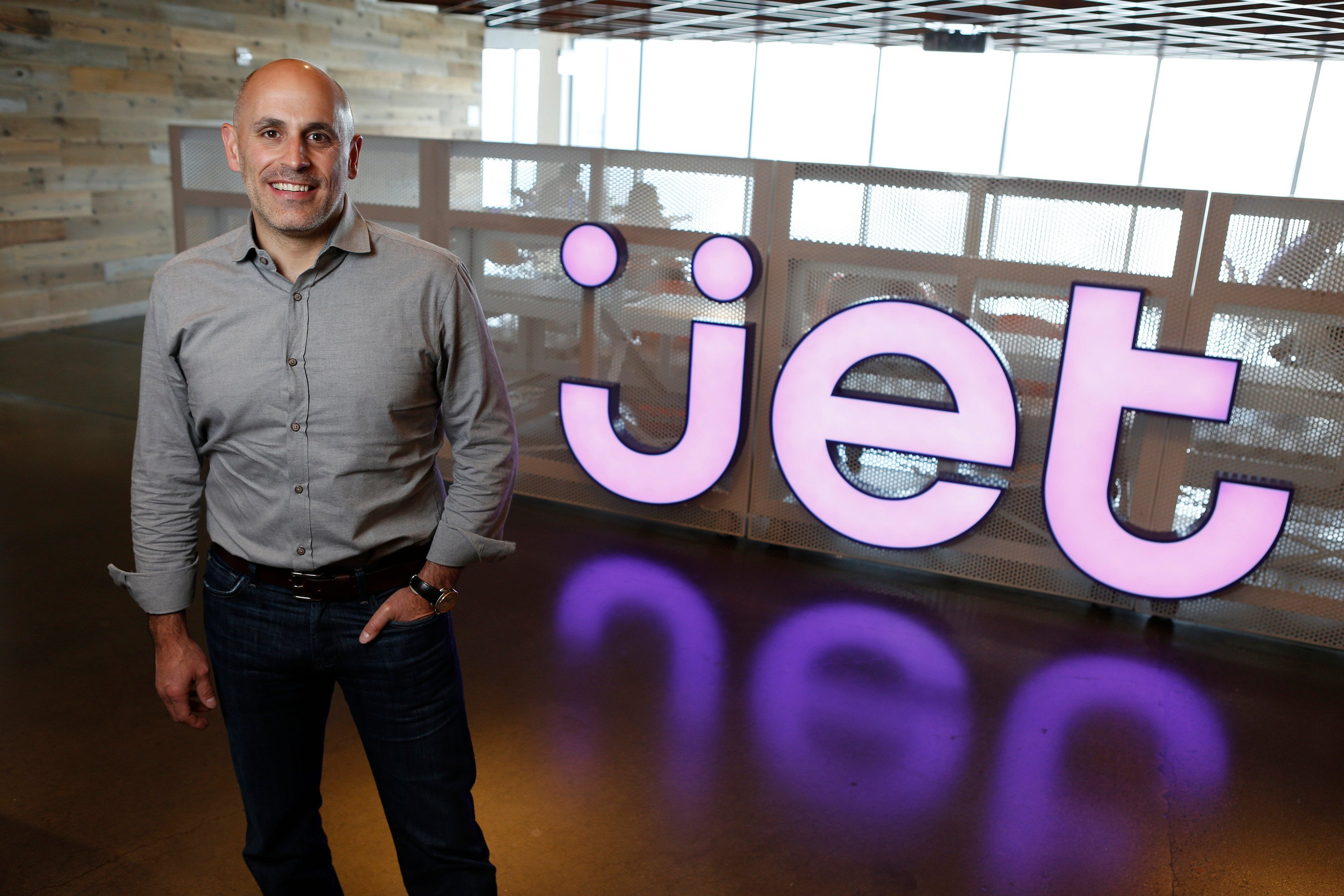 Jet.com's founder may be eyeing the exit at Walmart