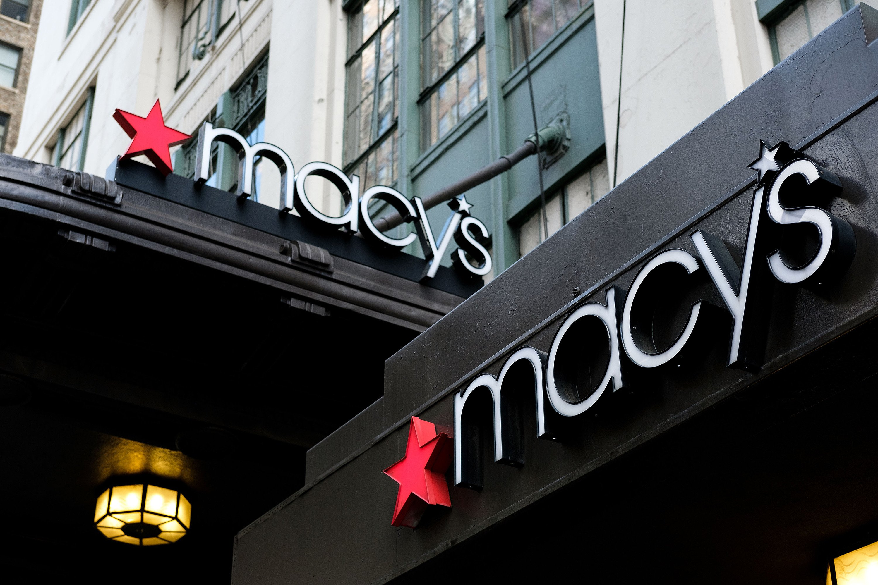 Macy's says sales getting a boost from its Backstage outlets