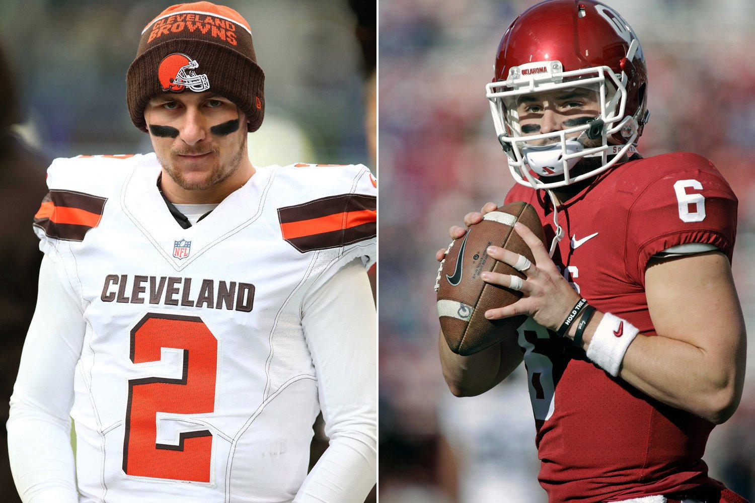 Johnny Manziel weighs in on Baker Mayfield comparisons