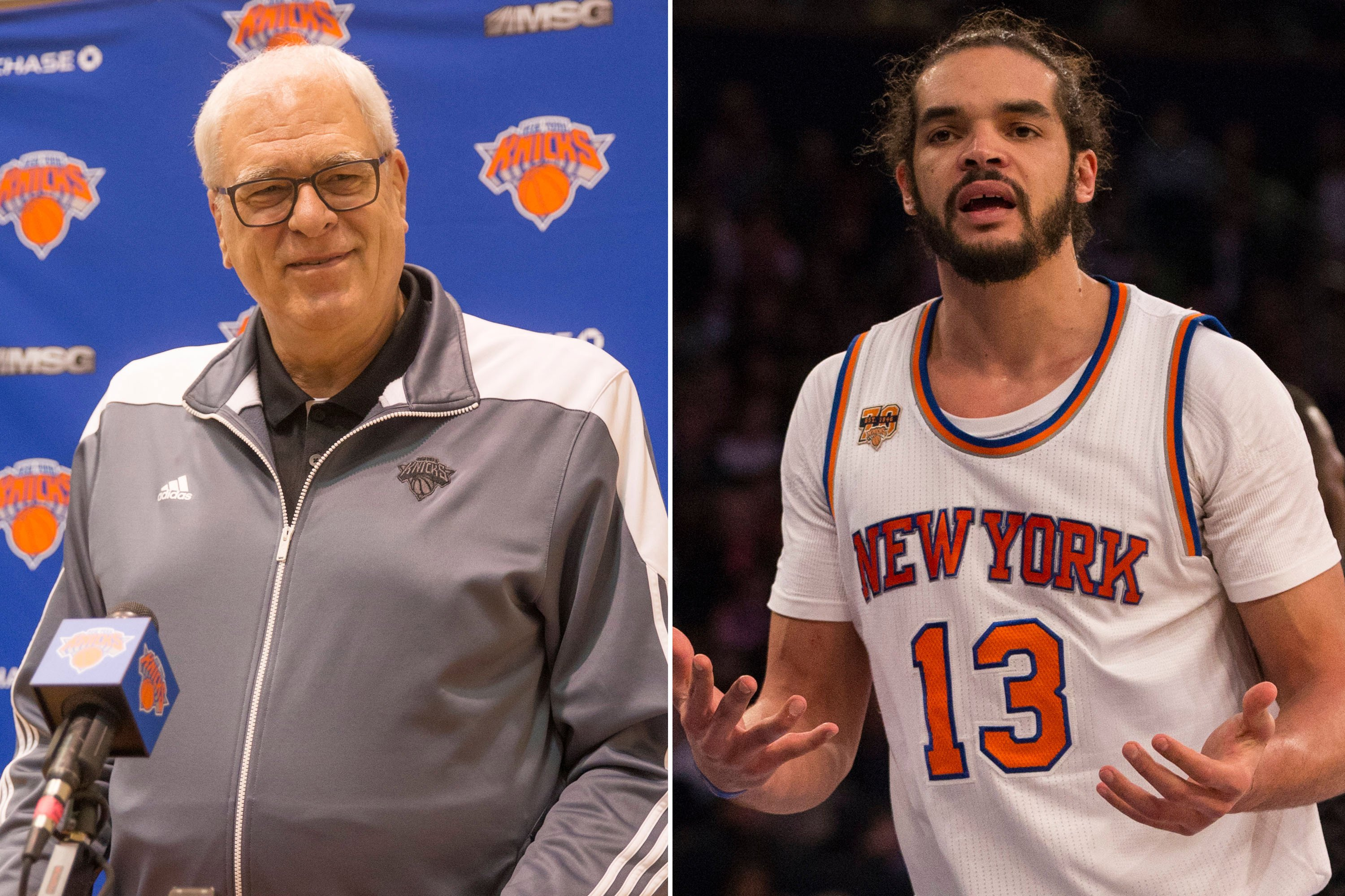 Phil Jackson Era isn't over until his biggest stink bomb is gone