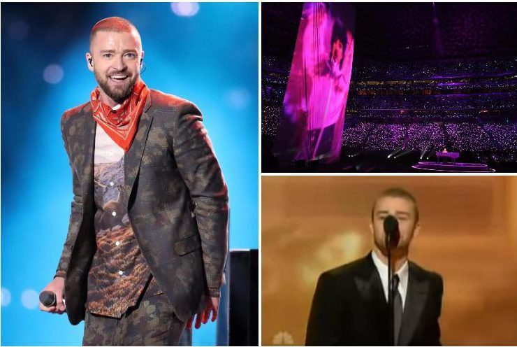 Justin Timberlake slammed for Super Bowl Prince duet because he once DISSED him in a song
