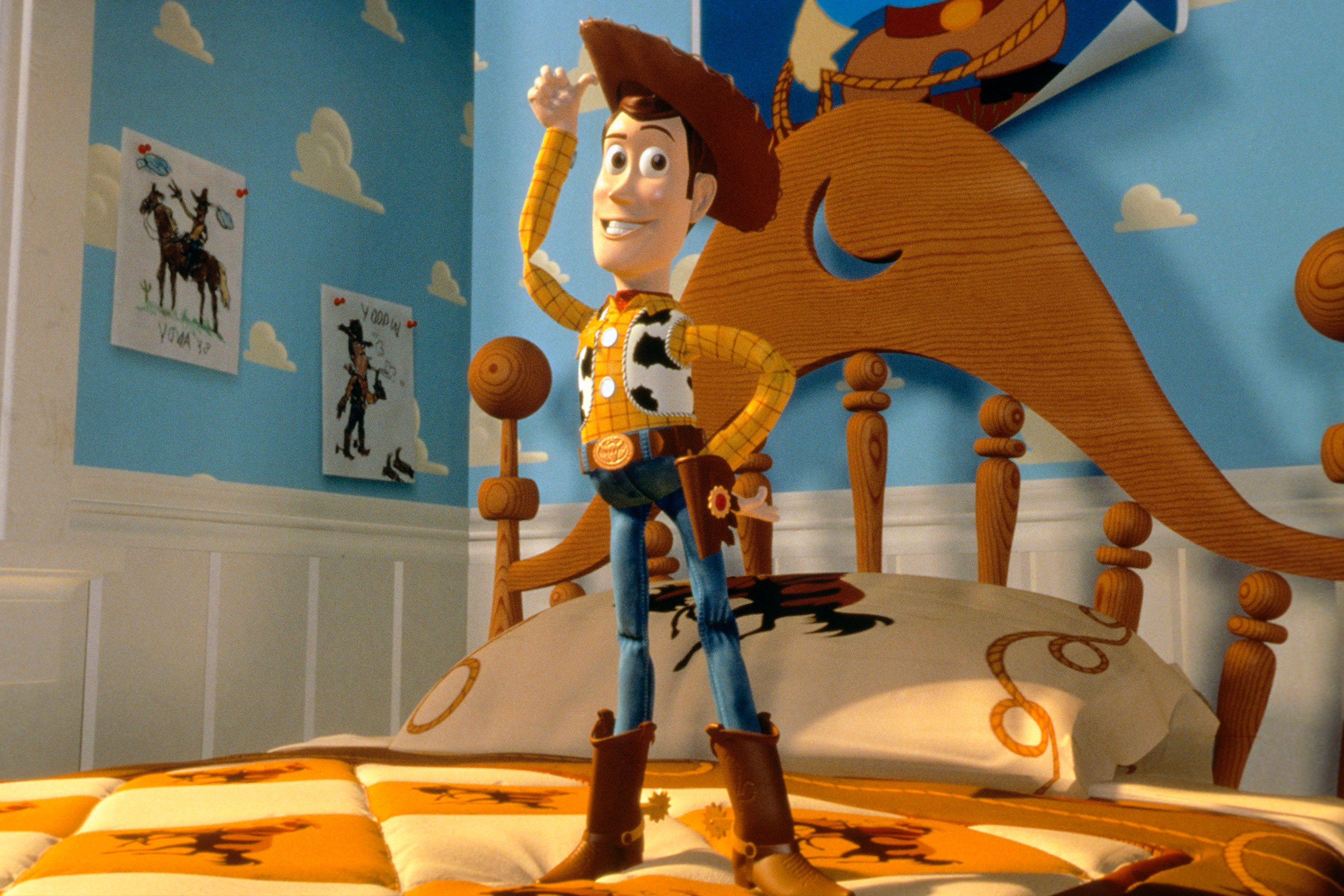 Bud Luckey dead: Pixar animator who designed Woody dies at 83