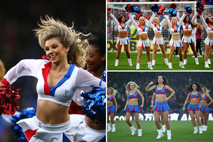 Crystal Palace lead the fightback against Snowflake Britain and insist they won't ditch half-time cheerleaders
