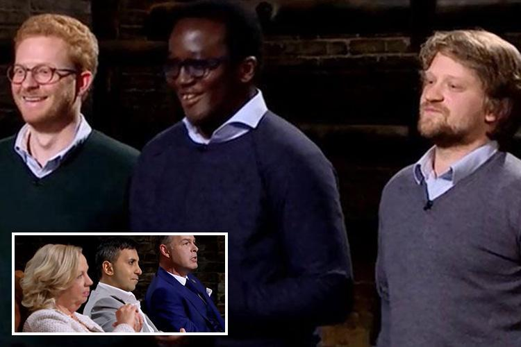 Dragons' Den viewers stunned after inventors of app that turns children brushing teeth into a game snub four offers of £100,000 and leave with NOTHING