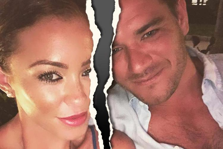 Natasha Hamilton fuels speculation she's split from Charles Gay as she deletes him from Facebook