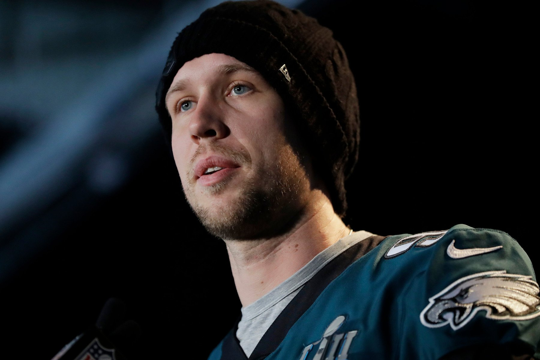All of Philadelphia looks to Nick Foles to fulfill a city's destiny