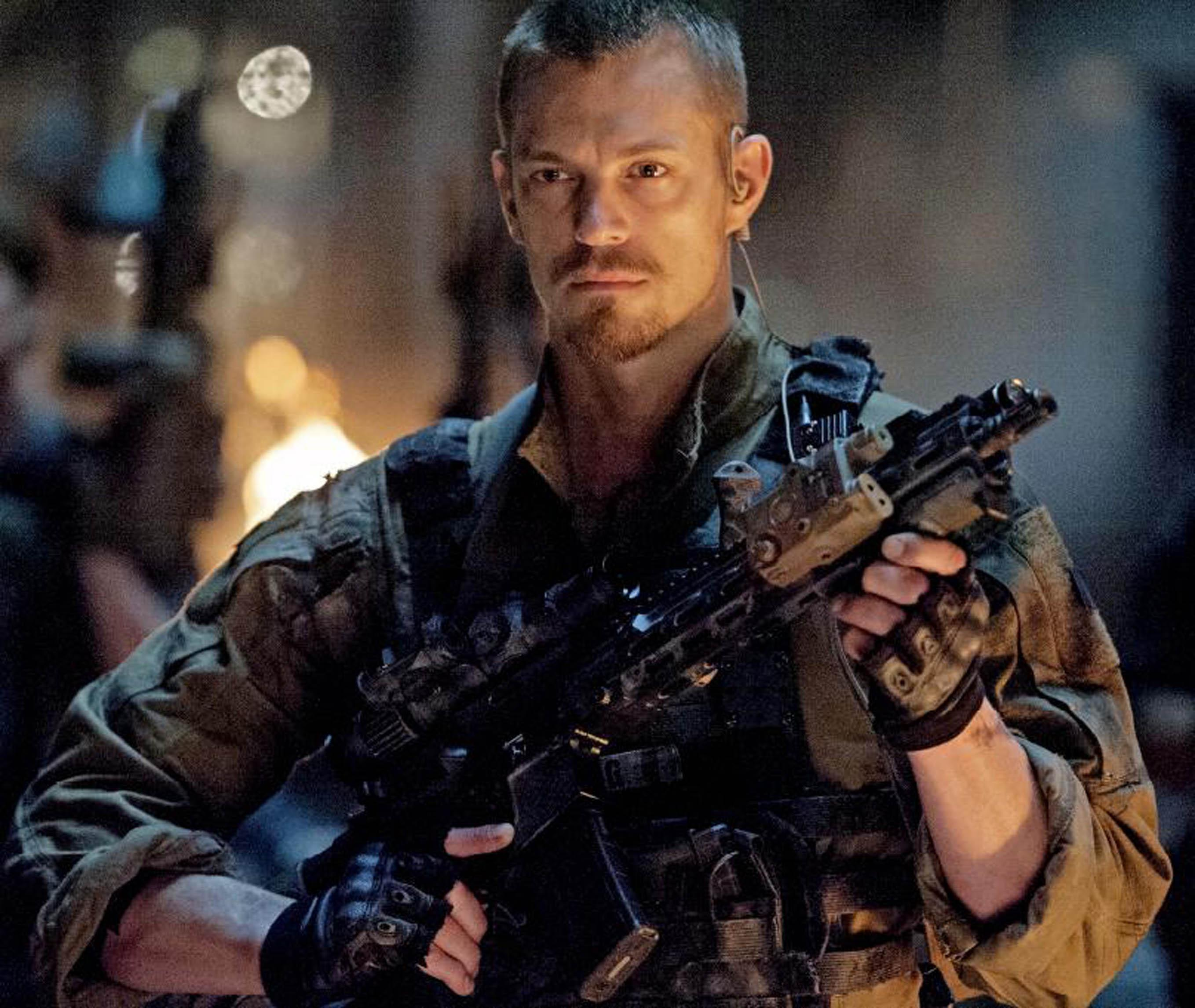 Who is Altered Carbon actor Joel Kinnaman playing Takeshi Kovacs in the Netflix drama and what else has the Robocop star appeared in?