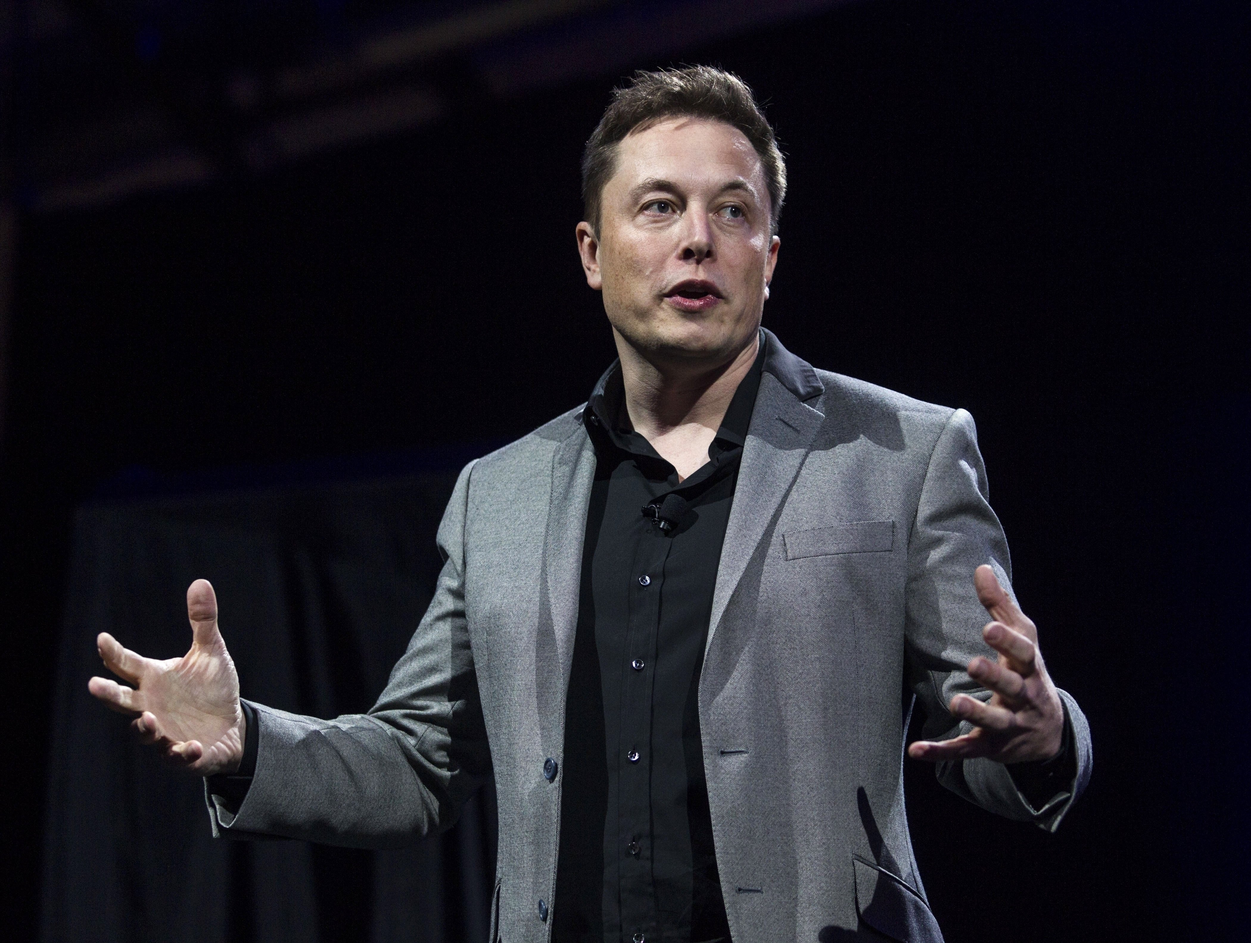 Who is Elon Musk, what's the Tesla founder's net worth, is he dating Amber Heard and when is Falcon Heavy taking off?
