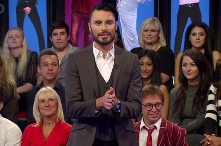 Who is Rylan Clark-Neal, who is the Eurovision: You Decide judge's husband Dan and why did he leave This Morning?